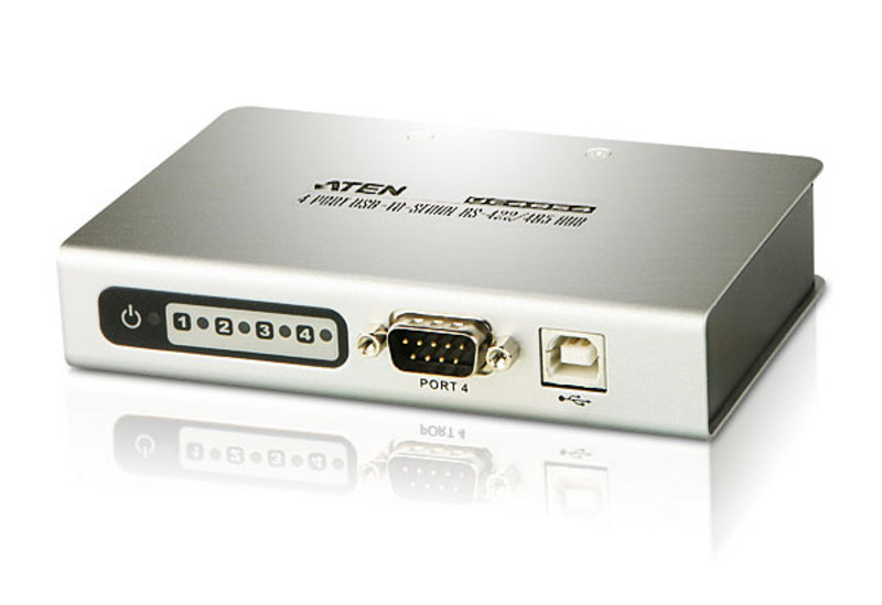 4-Port USB to RS-485/422 Hub-1