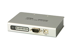 4-Port USB to RS-485/422 Hub