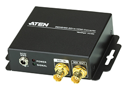 3G-SDI to HDMI/Audio Converter