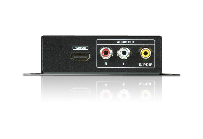 Convertitore 3G-SDI a HDMI/Audio-2