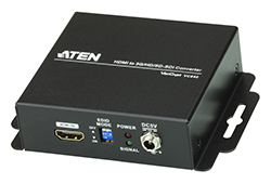 HDMI to 3G-SDI/Audio Converter