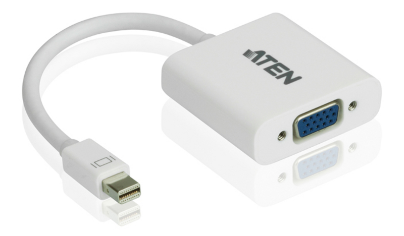 Mini DisplayPort to VGA Adapter-1
