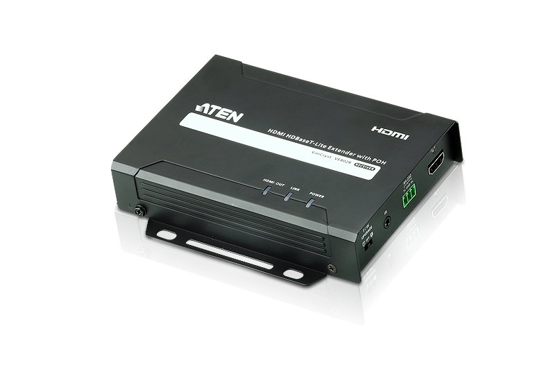 HDMI HDBaseT-Lite Receiver with POH (4K@40m) (HDBaseT Class B)