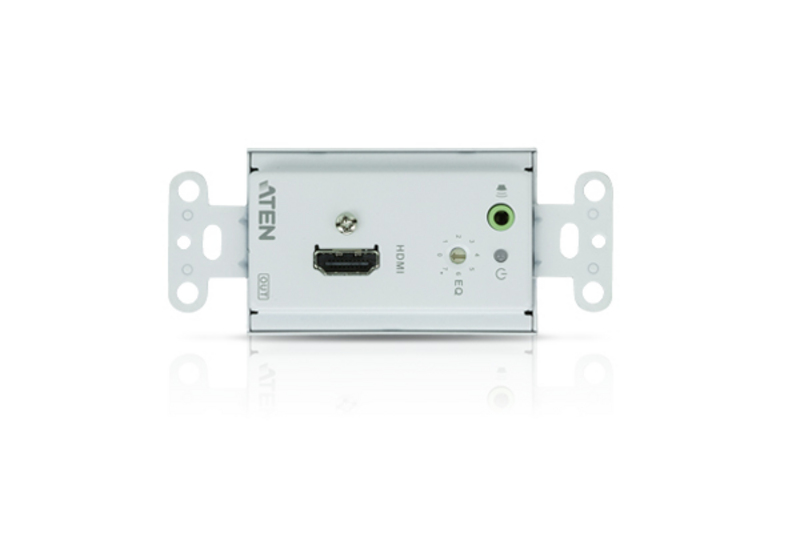 HDMI/Audio Cat 5 Extender Wall Plate (1080p@40m)-2