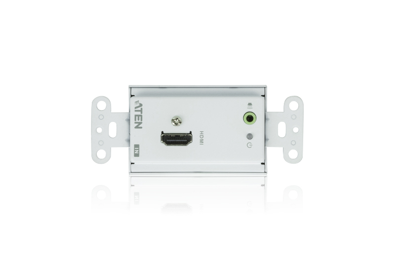 HDMI/Audio Cat 5 Transmitter Wall Plate (US) (1080p@40m)-3