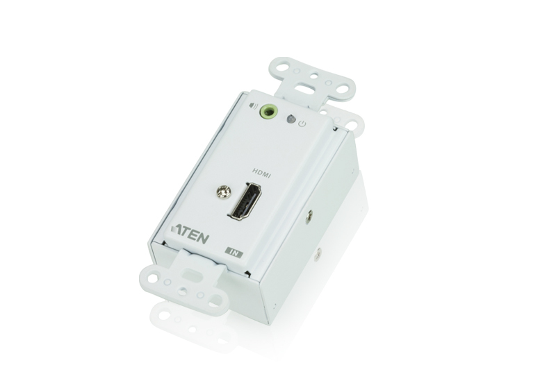 HDMI/Audio Cat 5 Transmitter Wall Plate (US) (1080p@40m)-1