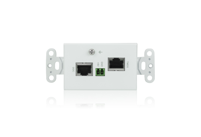 HDMI/Audio Cat 5 Transmitter Wall Plate (US) (1080p@40m)-2