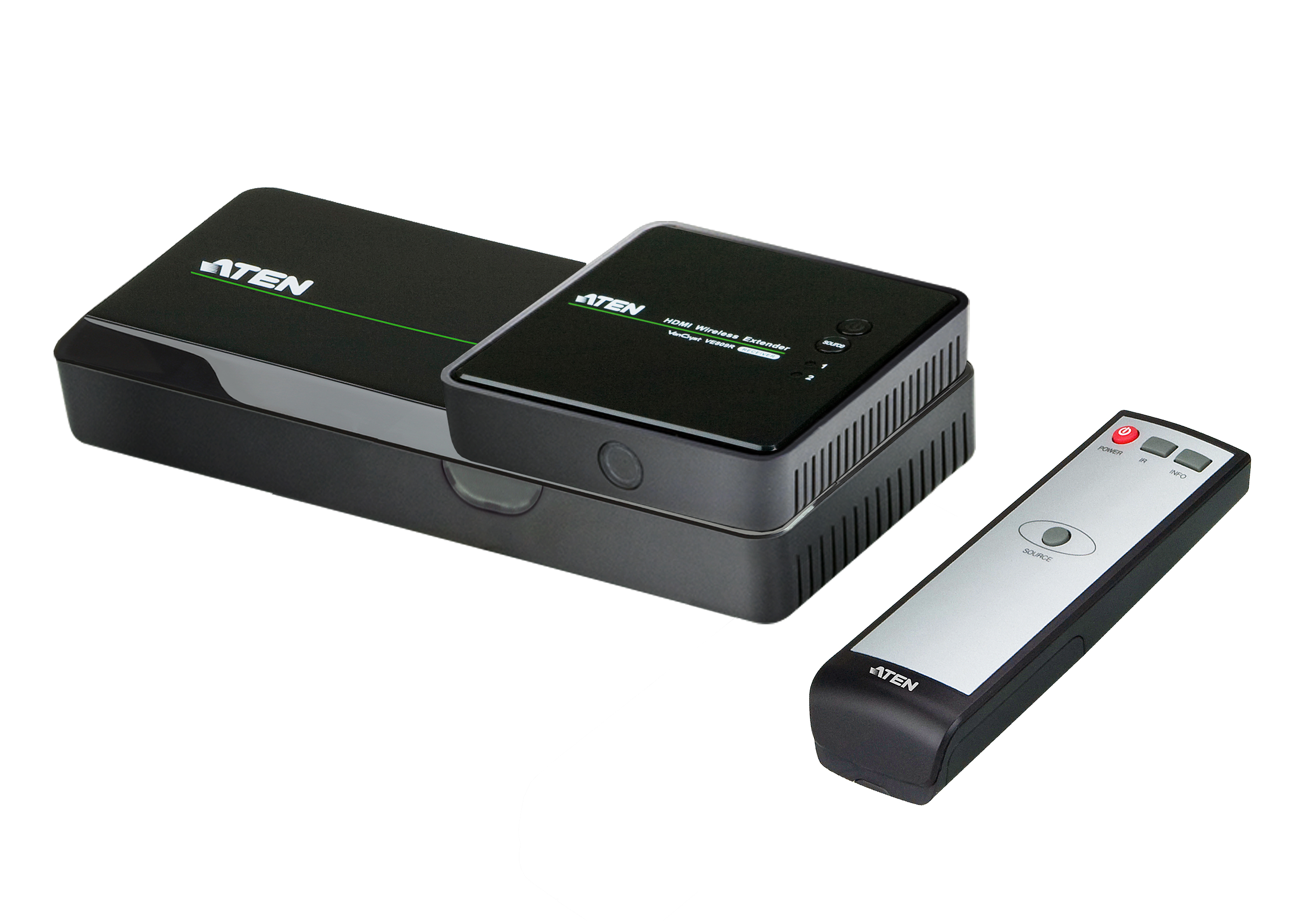 HDMI Wireless Extender with IR, Supports up to 1080p@30m using AMIMON chipset technology-1