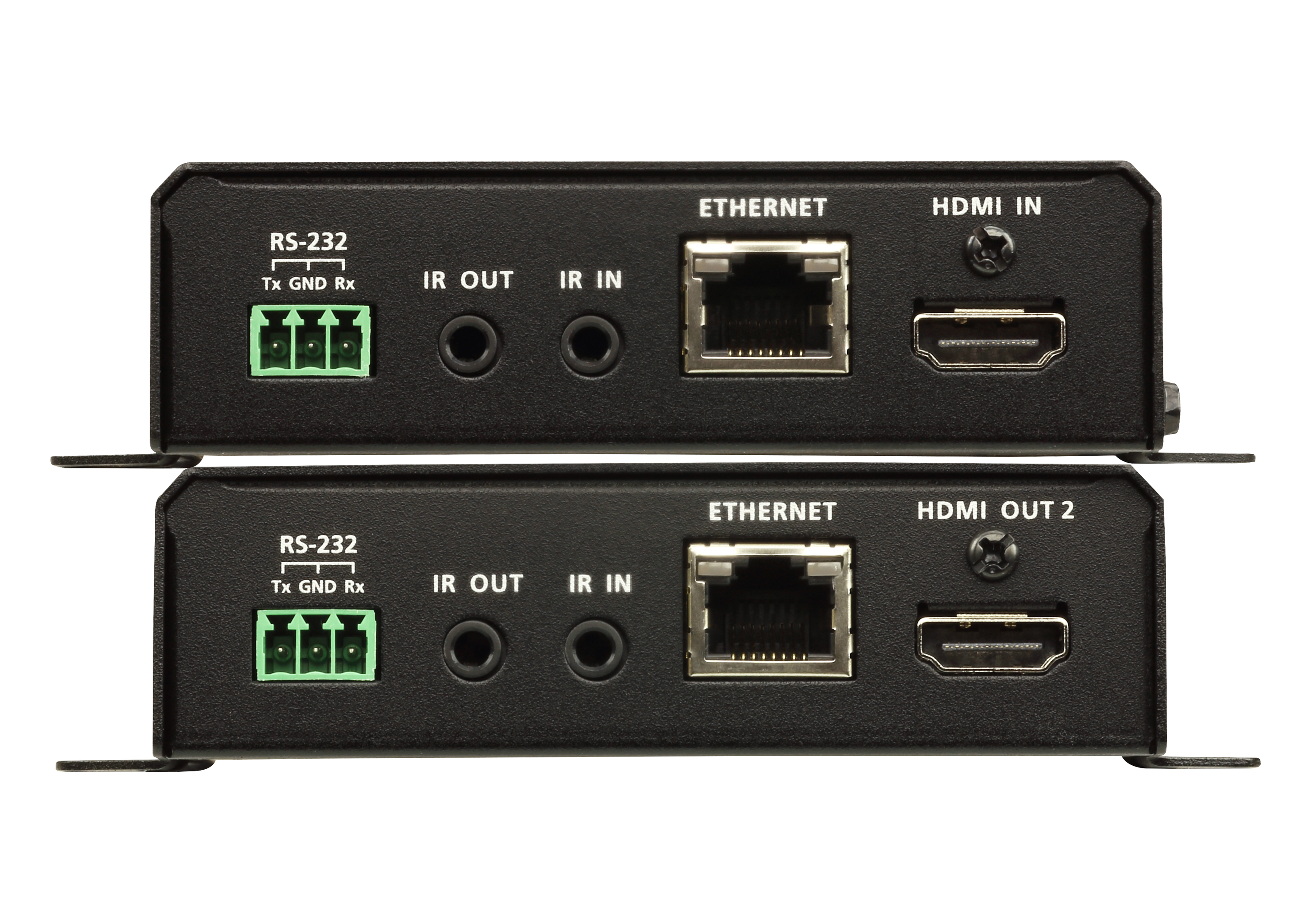 HDMI HDBaseT 연장기 with 듀얼 출력(4K@100m) (HDBaseT Class A)-3