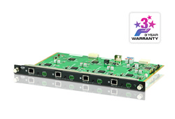 4-Port HDBaseT Output Board