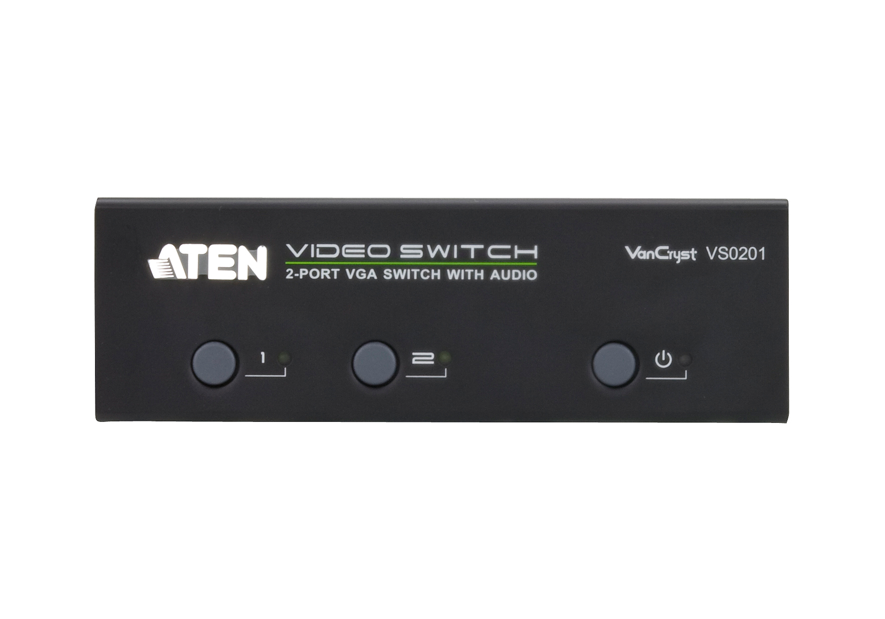 Commutateur VGA/audio 2 ports-3