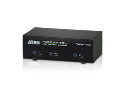 Switch VGA/Audio 2-porte