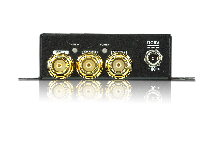 6-Port 3G-SDI Splitter-2