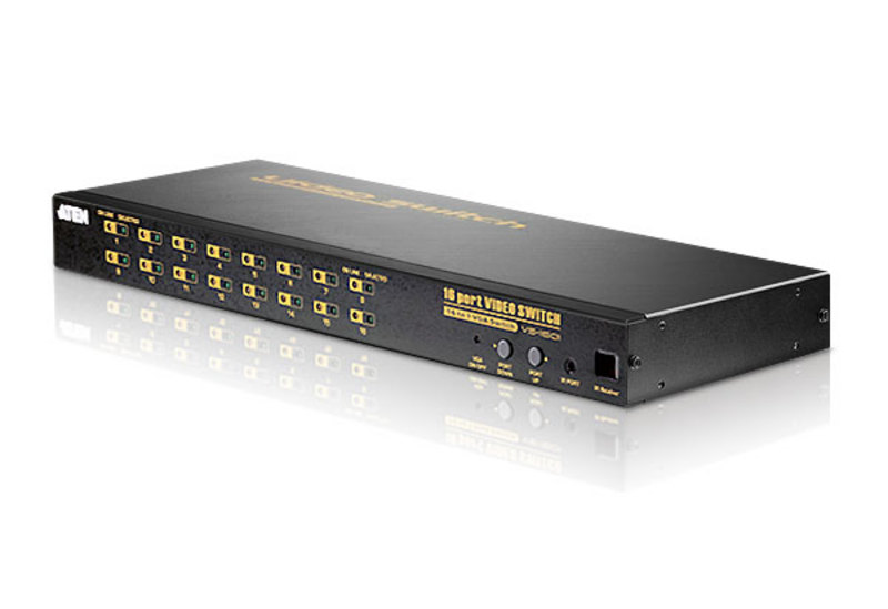 16-Port Video Switch-1