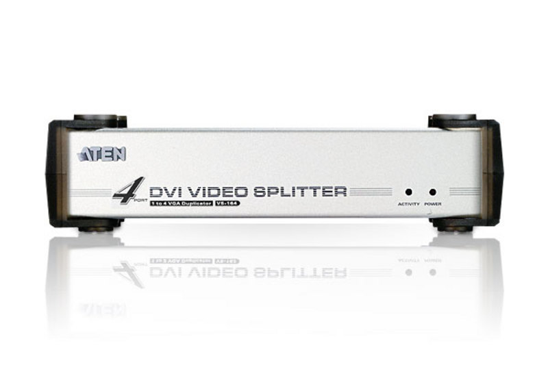 4-Port DVI/Audio Splitter-3