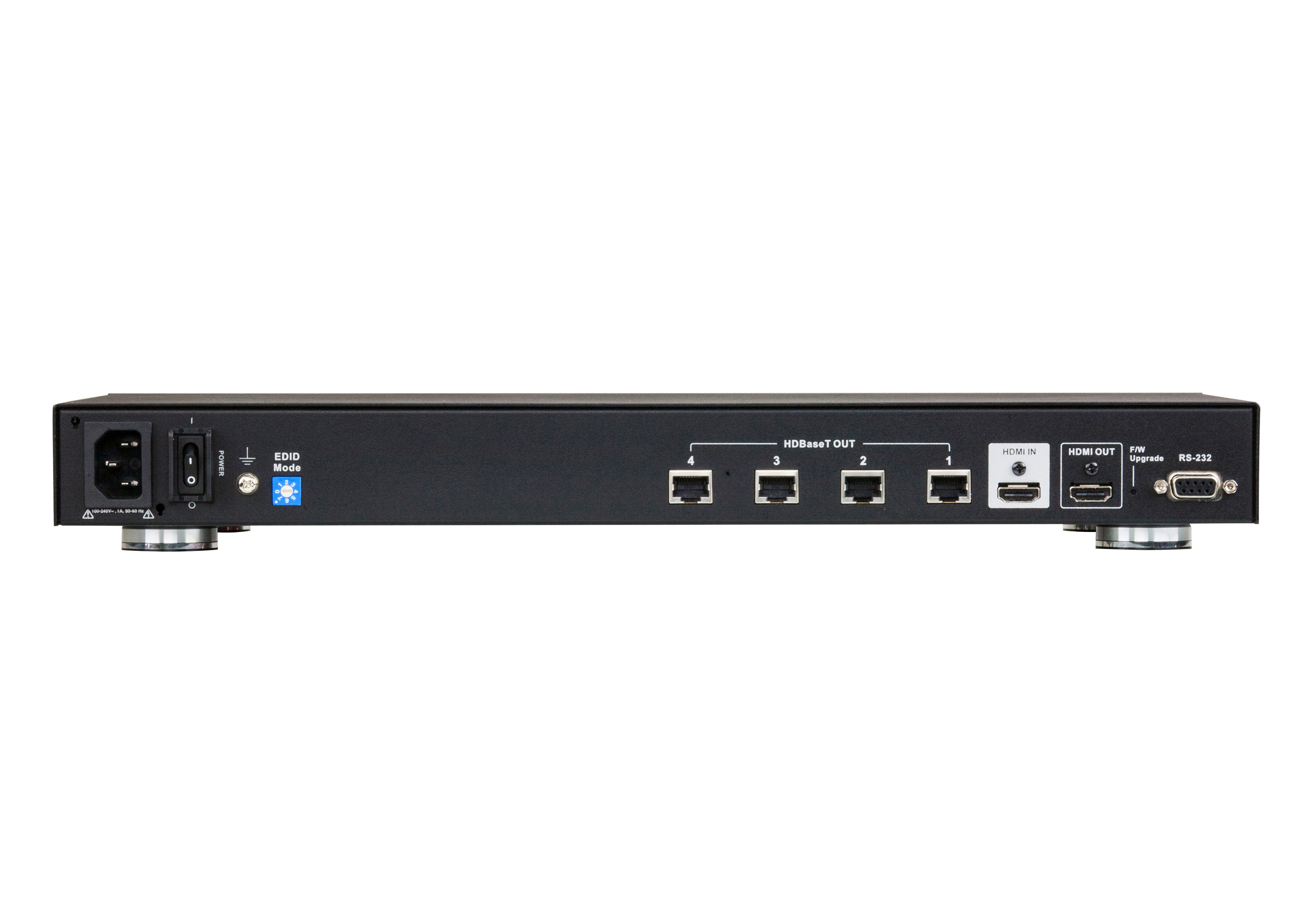 4-Port HDMI HDBaseT Splitter (HDBaseT Class A) - VS1814T