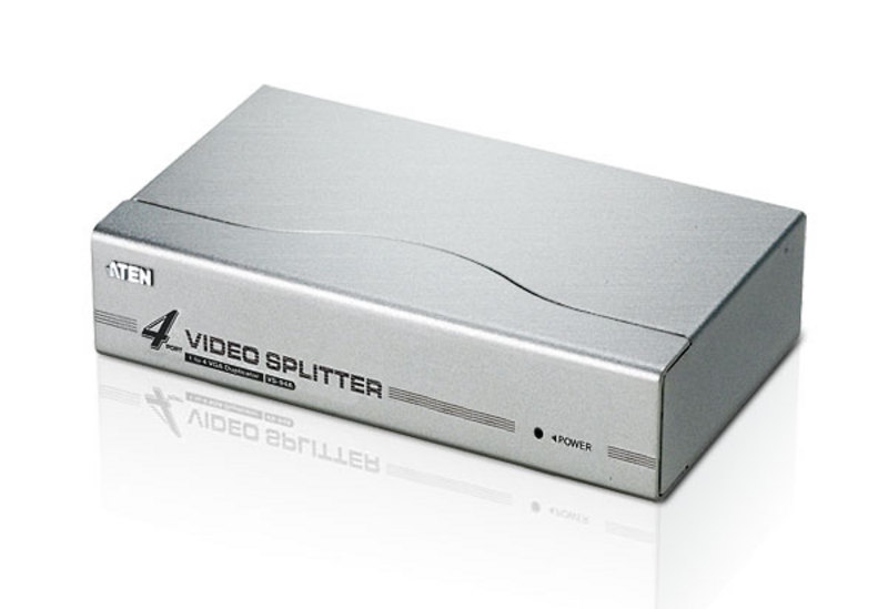 4-Port VGA Splitter (350MHz)-2