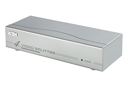 4-Port-VGA-Splitter (350MHz)