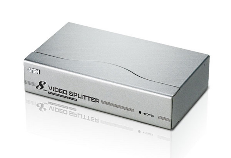 8-Port VGA Splitter (350MHz)-1