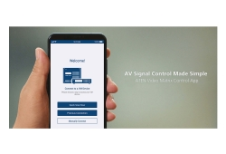 ATEN Video Matrix Control App – Mobile App