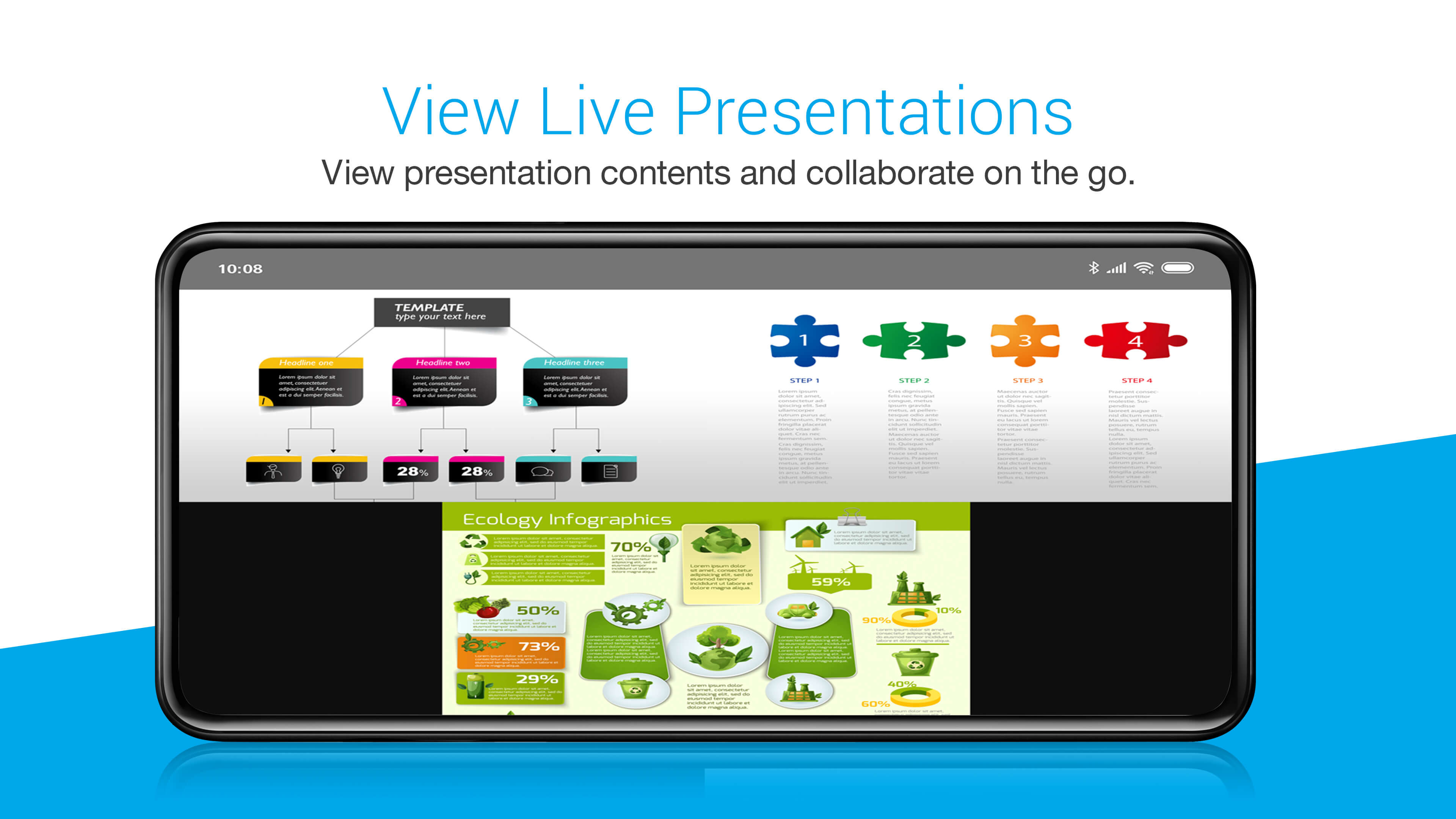 Collaborate and Control Meeting Presentations with your mobile device-3