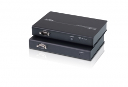 USB DVI HDBaseT™ 2.0 KVM Extender (Long Reach mode up to 1920 x 1080@150 m)