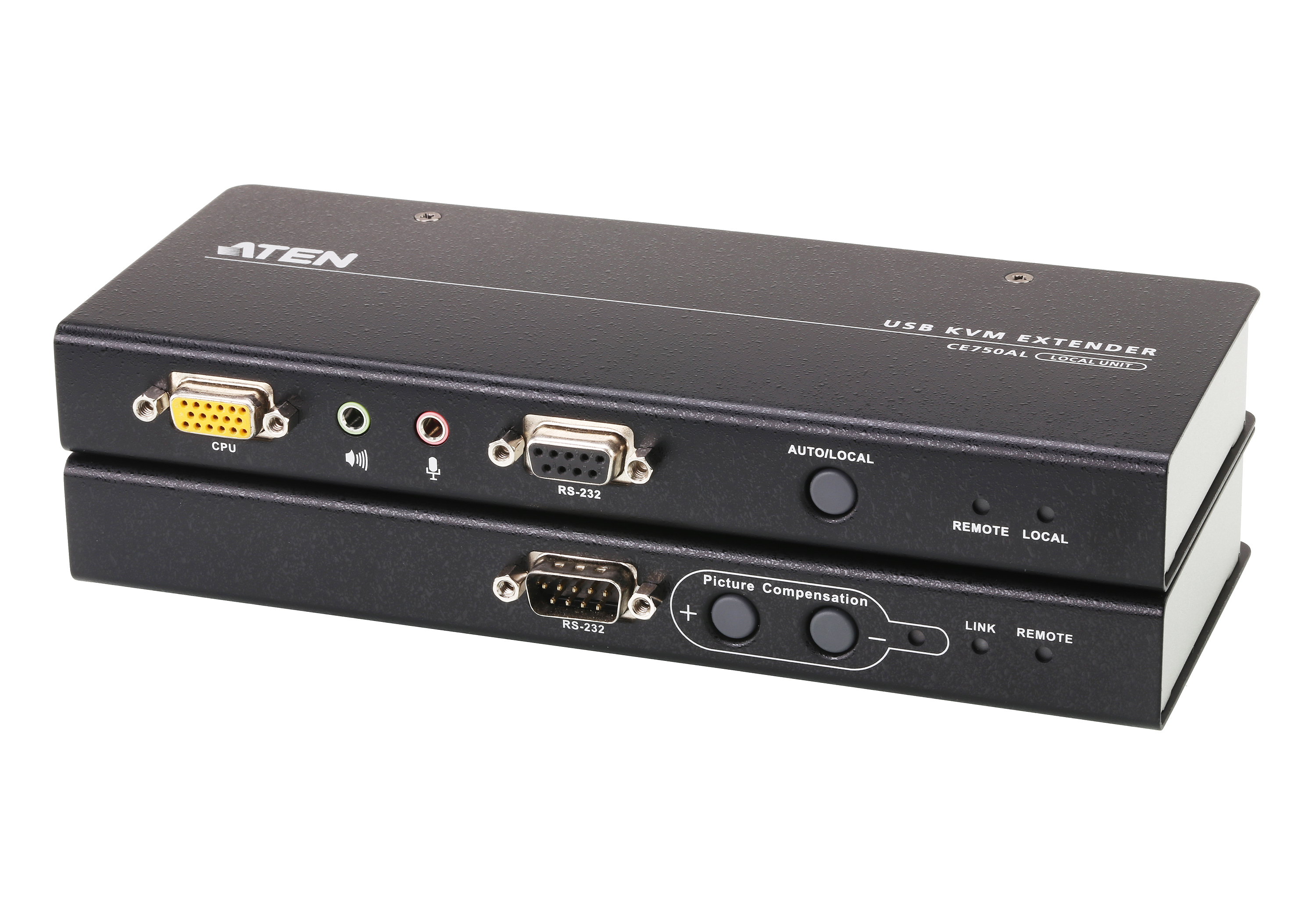 Extensor KVM USB VGA/audio Cat 5 (1280 x 1024 a 200 m)-1