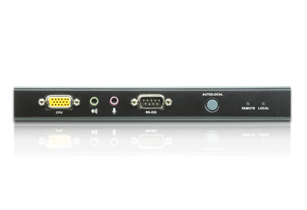 USB VGA/Audio Cat 5 KVM Extender (1280 x 1024@200m)-4