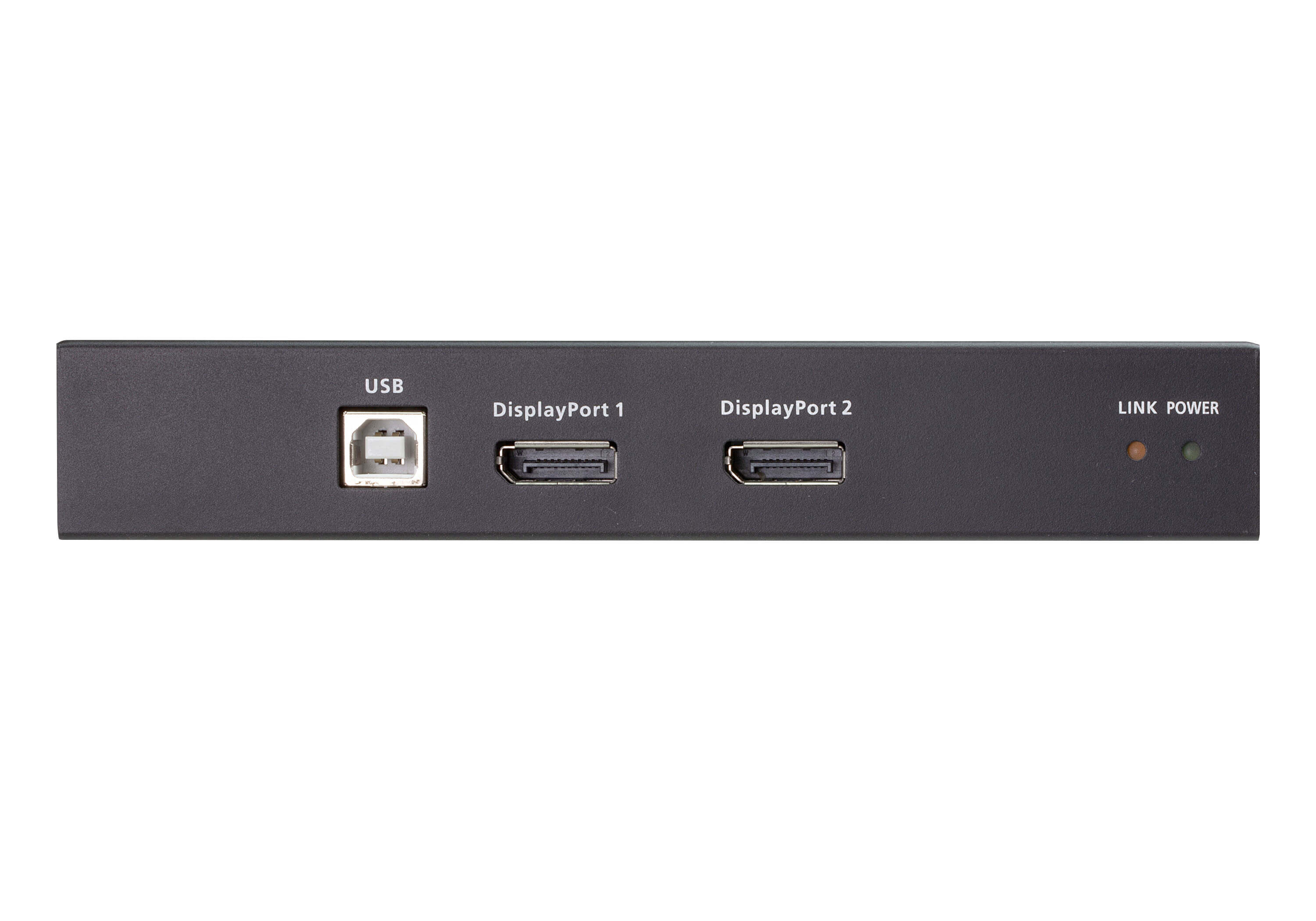 USB DisplayPort Dual View HDBaseT™ 2.0 KVM Extender (4K@100m for Single View)-4