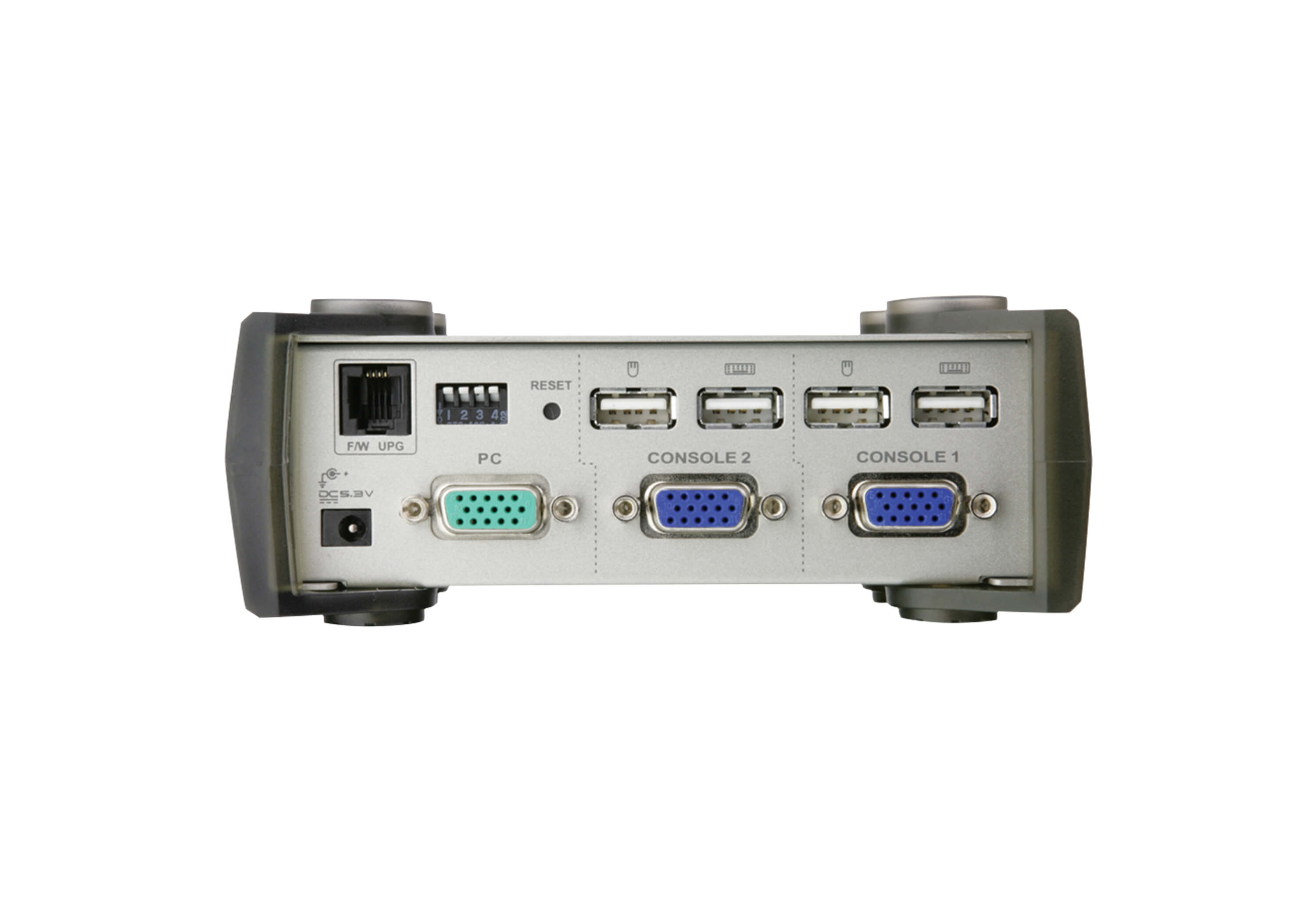USB VGA Computer Sharing Device and Access Control Box Kit-3