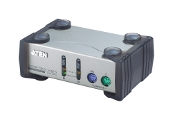 2-Port-PS/2-VGA-KVM-Switch