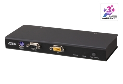 USB-PS/2 KVM Adapter Module with Local Console and Access Control Box Kit