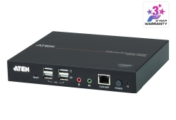 Dual HDMI KVM over IP Console Station