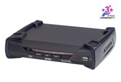2K DVI-D Dual Link KVM over IP Receiver