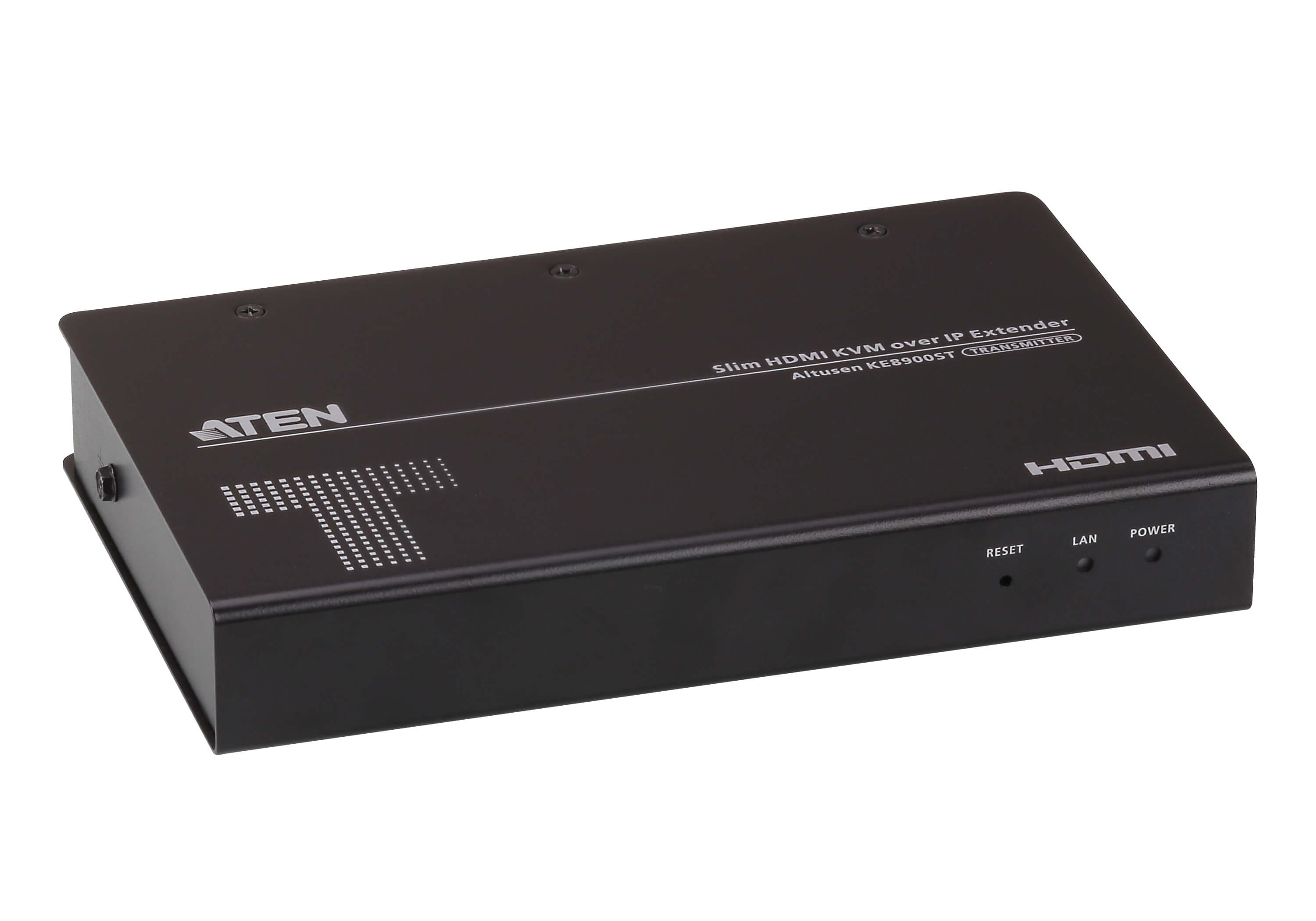 Slim HDMI Single Display KVM over IP Transmitter-4