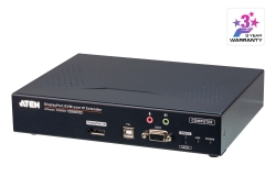 4K DisplayPort Single Display KVM over IP Transmitter