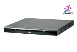 1-Local/1-Remote Access 32-Port Cat 5 KVM over IP Switch mit Virtual Media (1920 x 1200)