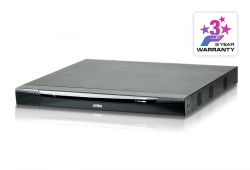 1-Local/2-Remote  Access 16-Port Multi-Interface Cat 5 KVM over IP Switch