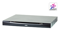 1-Local /2-Remote Access 40-Port Cat 5 KVM over IP Switch mit Virtual Media (1920 x 1200)
