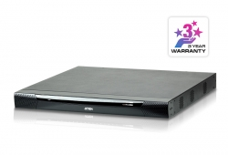 1-Lokal/4-Remote-Zugriff 16-Port-Cat-5-KVM-over-IP-Switch mit Virtual Media (1920 x 1200)