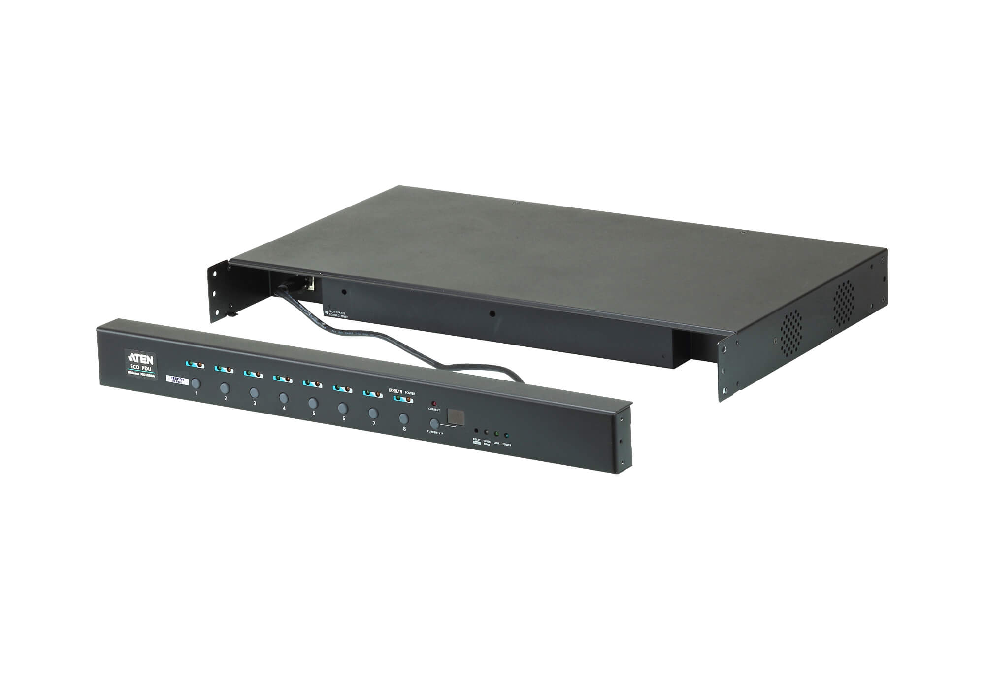 8-Outlet eco PDU-4