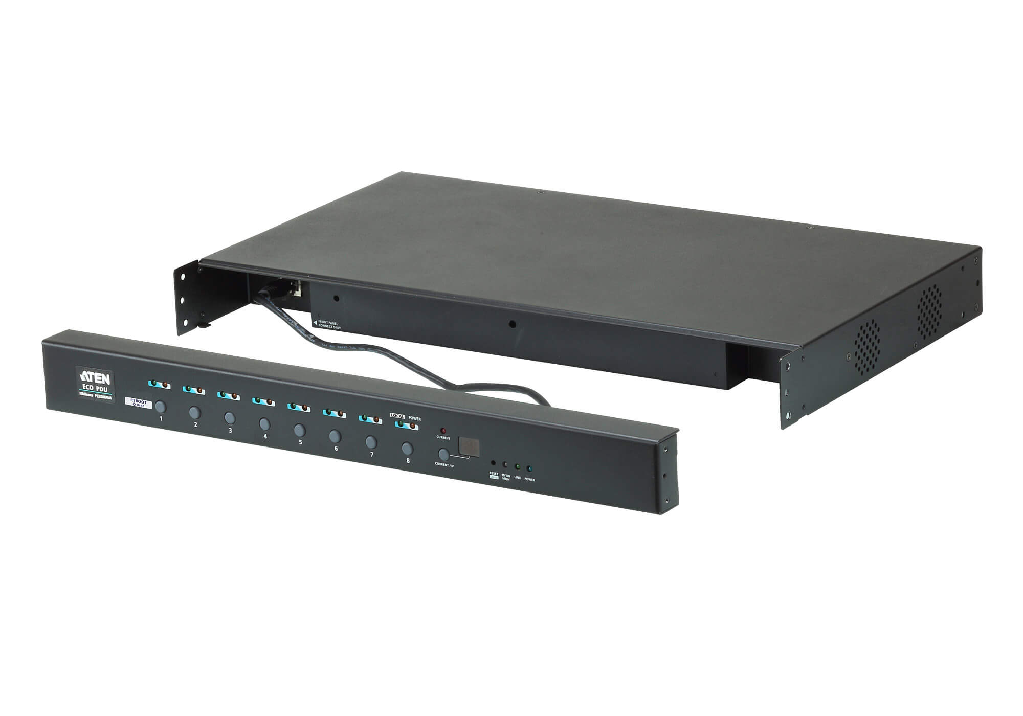 8-Outlet eco PDU-5