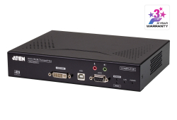 DVI-I Single Display KVM over IP Transmitter with Remote Access