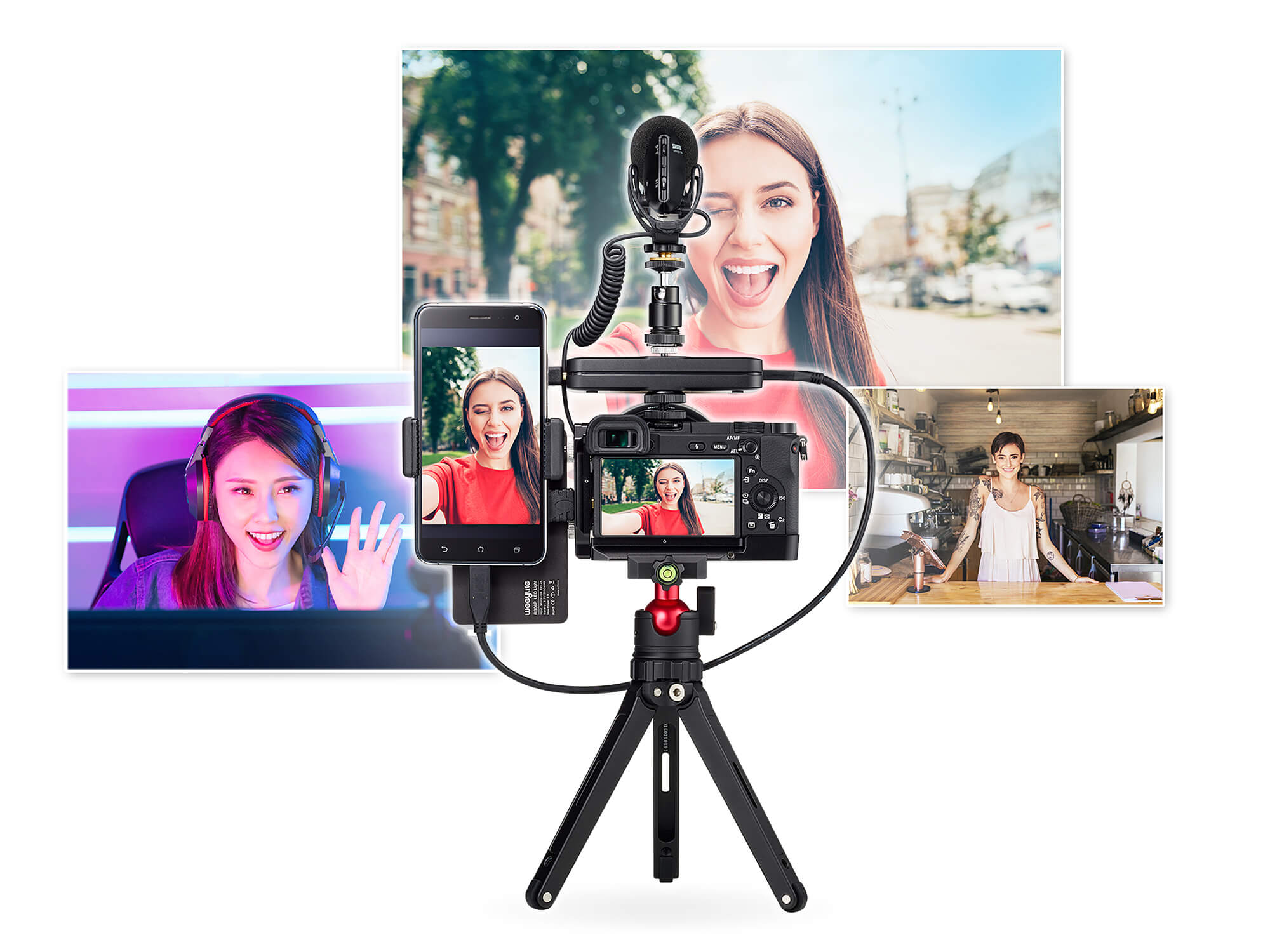 CAMLIVE™+ UC3021 (captura de vídeo UVC de HDMI a USB-C con power pass-thourgh PD3.0)-4