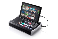 StreamLIVE™ HD All-in-One Mehrkanal AV-Mixer