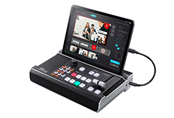 StreamLIVE™ PRO All-in-One Mehrkanal AV-Mixer