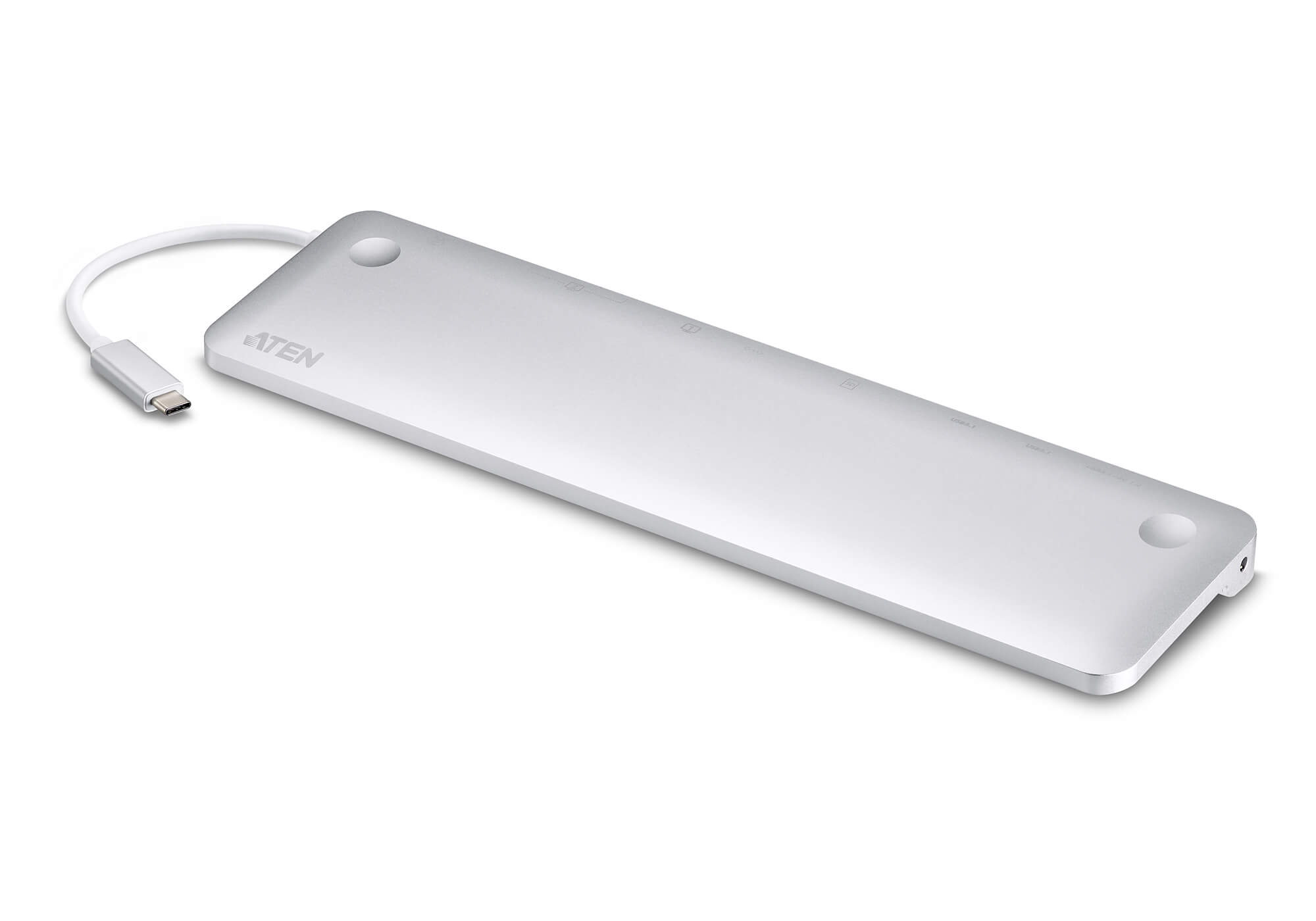 Wieloportowa stacja dokująca USB-C z Power Pass-Through-1