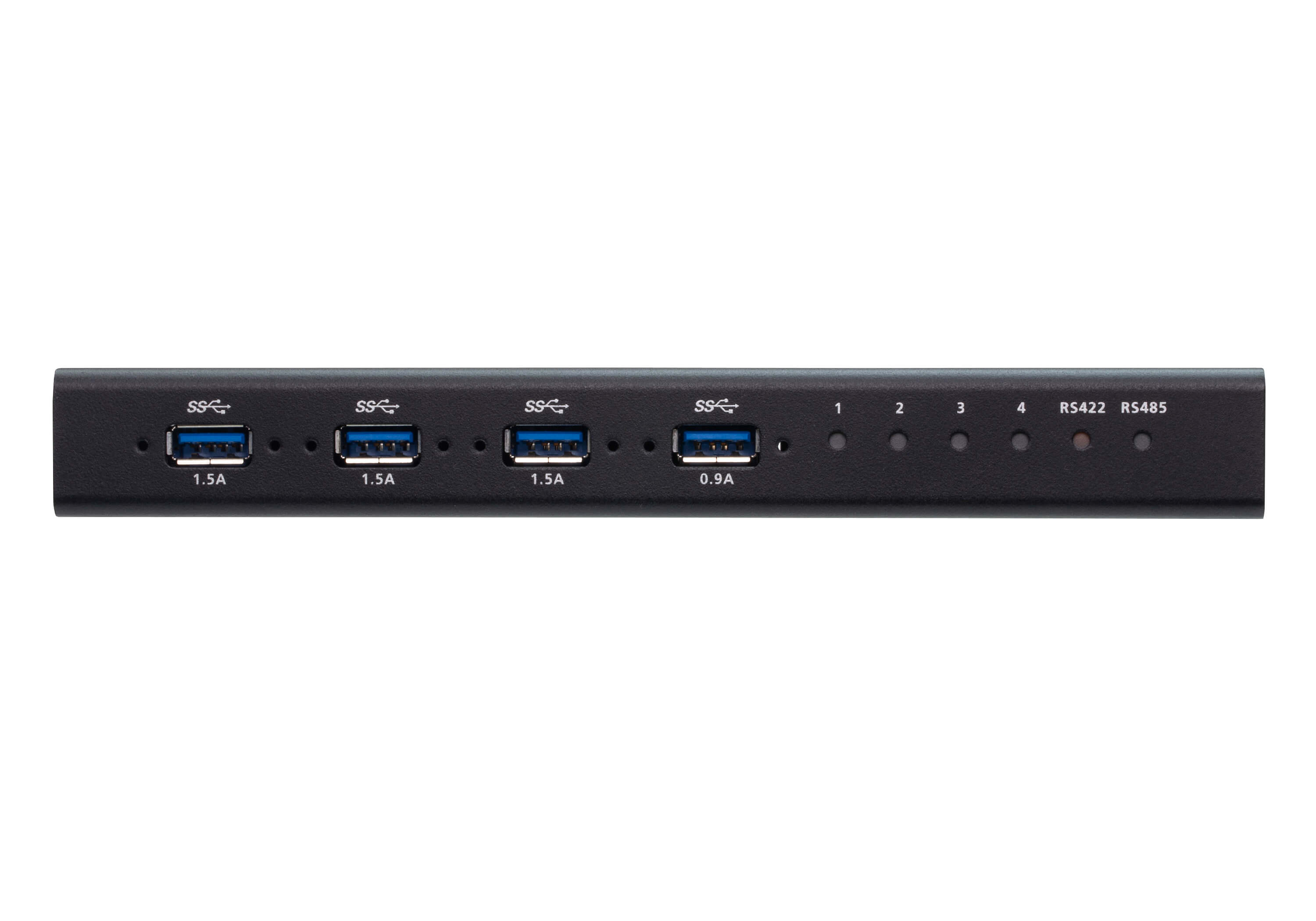 Switch hub industriale USB 3.2 Gen 1 4 x 4-3