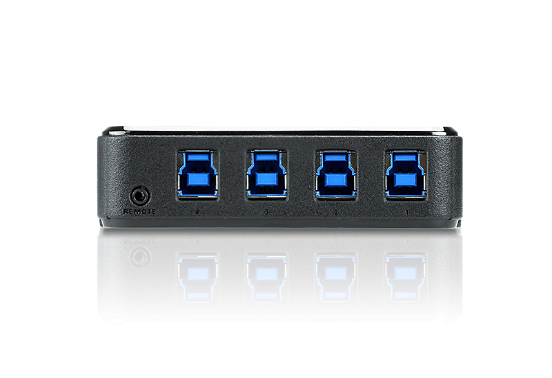 4 x 4 USB 3.2 Gen1 Peripherie-Freigabe-Switch-3