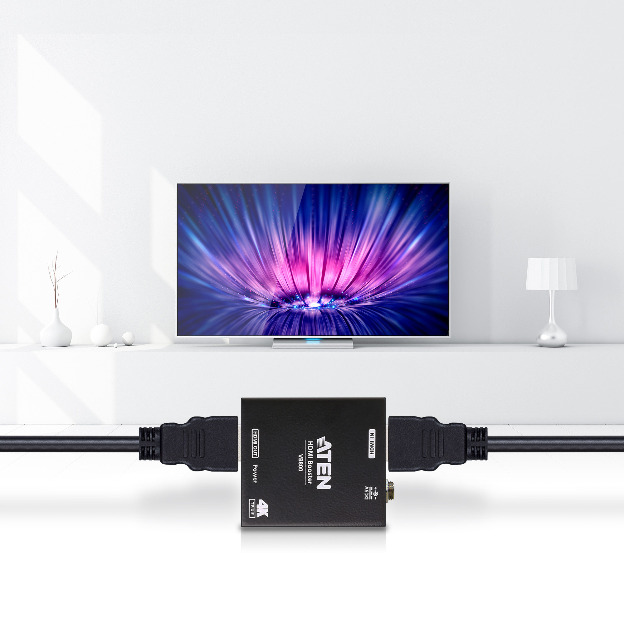True 4K HDMI Booster (4K op 20 m)-4